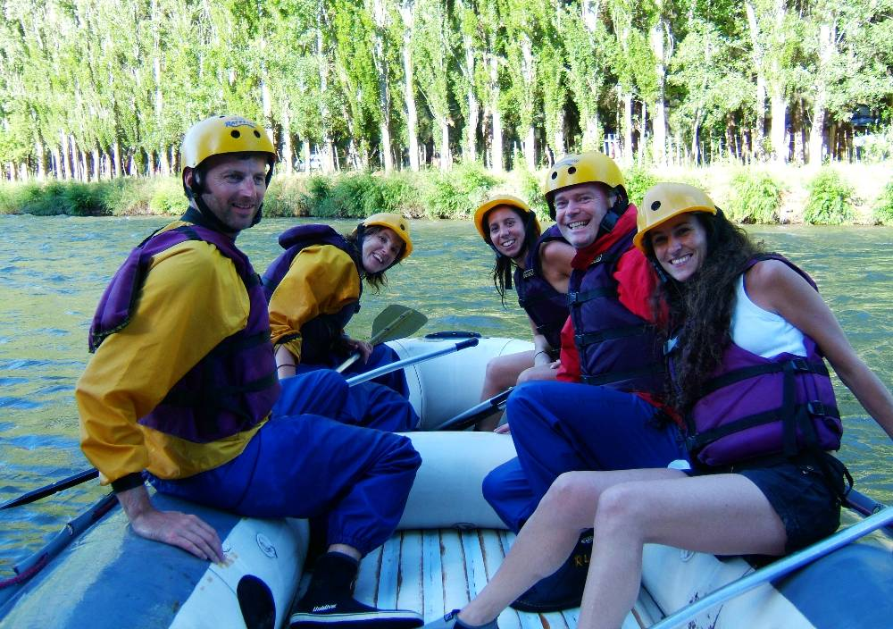 Photo of Rafting on Atuel River